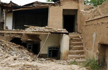تخریب خانه استاد