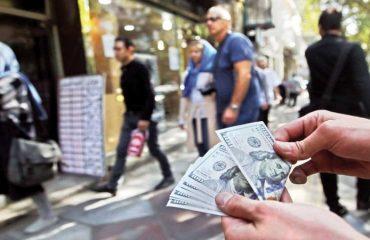اثر ریزش دلار