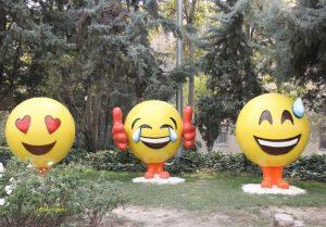 خیابان لبخند تهران