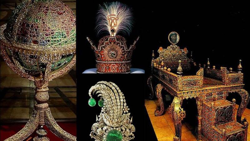 موزه جواهرات